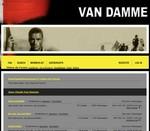 Le Forum français des fans de Jean-Claude Van Damme